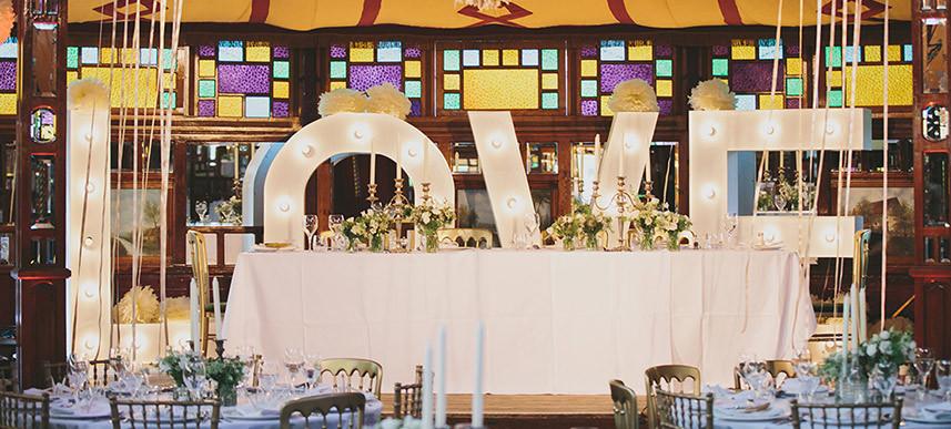 Wedding Flowers London - Petal to the Metal Flowers