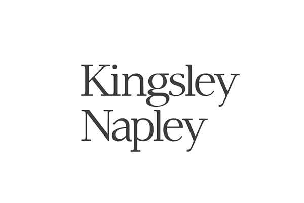 Petal to the Metal Flowers London - Kingsly Napley Logo
