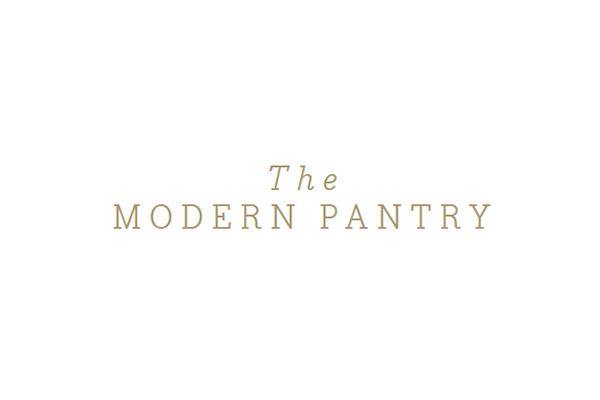 Petal to the Metal Flowers London - The Modern Pantry Logo